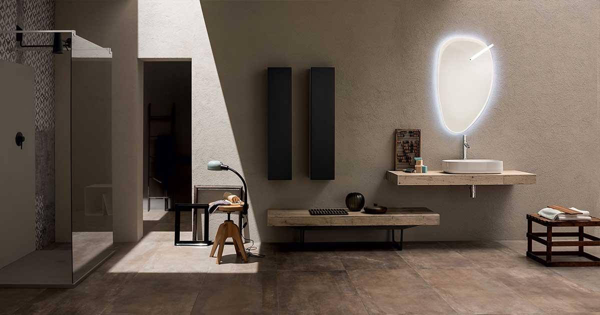Mobili Da Bagno Rab.Il Calore Del Legno In Soul Wood Di Rab Addessi Design