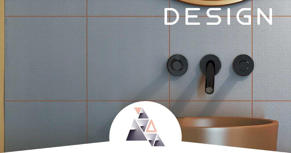 Fughe colorate e ceramiche vogue addessi design