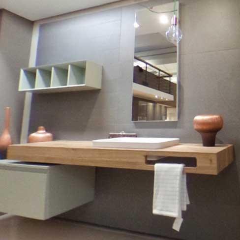 Zona bagno Rab Arredobagno e Altamarea. | Addessi Design 360