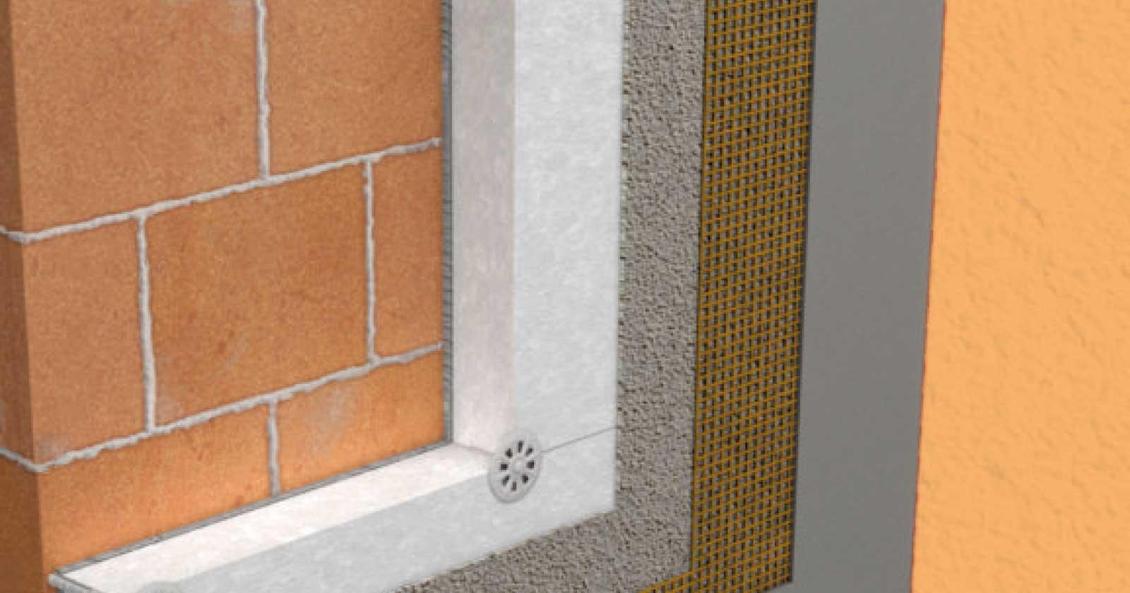 Sistemi di isolamento termico a cappotto - Addessi Store ...